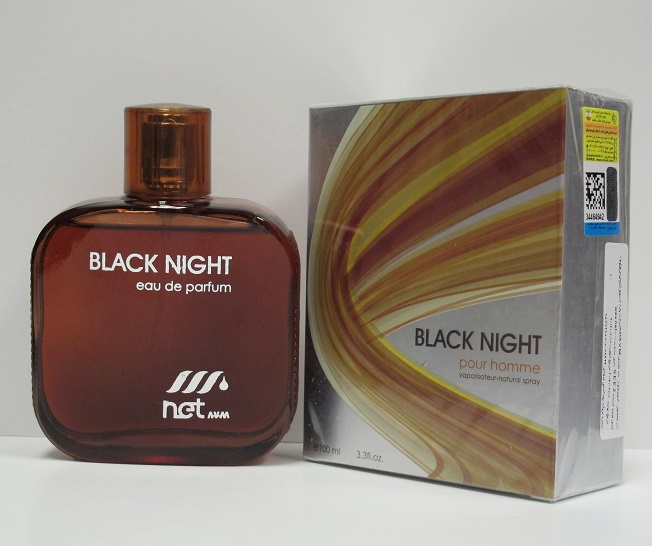 Black Night (Captain Black) For Men